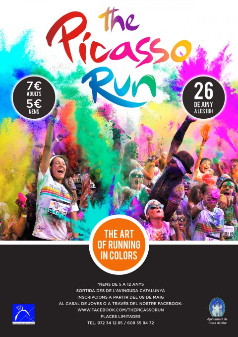 The Picasso Run 2016