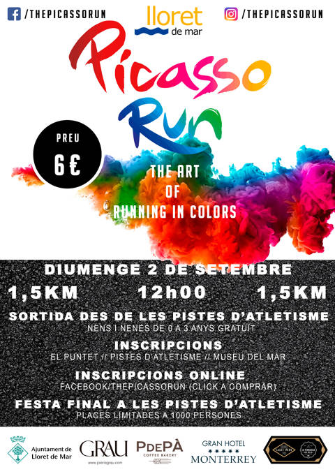 The Picasso Run 2018