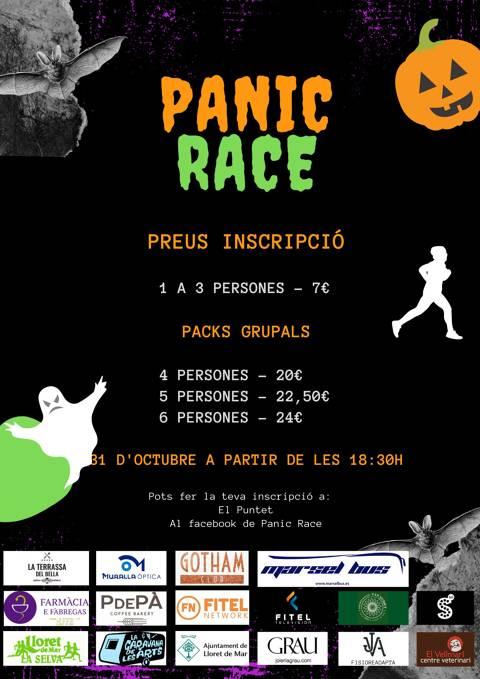 Panic Race 2021