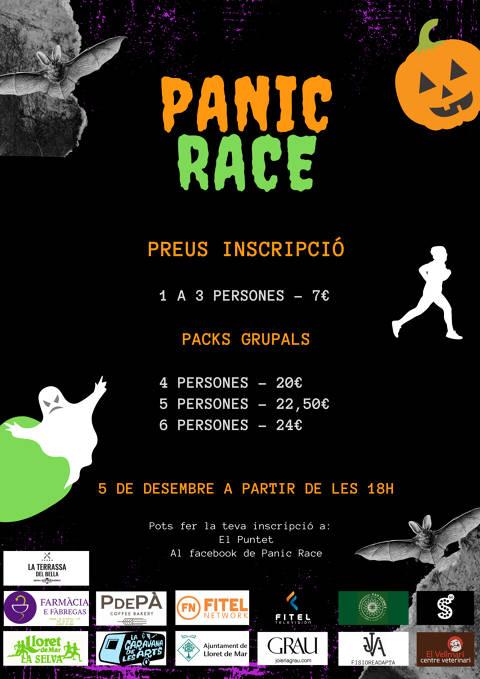 Panic Race 2020