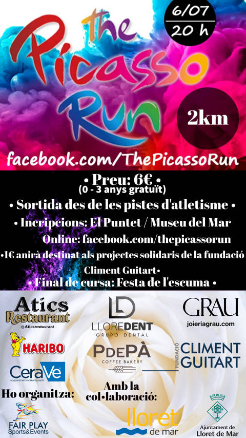 The Picasso Run 2019