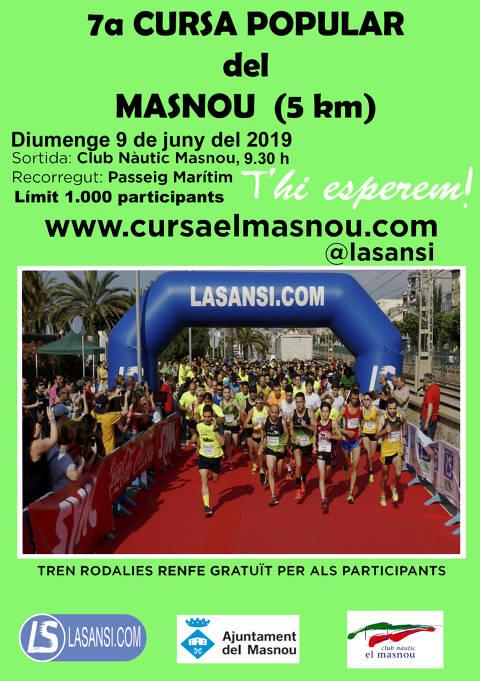 7a Cursa Popular del Masnou 5K